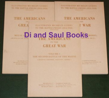 The Americans in the Great War, 3 Volume Set